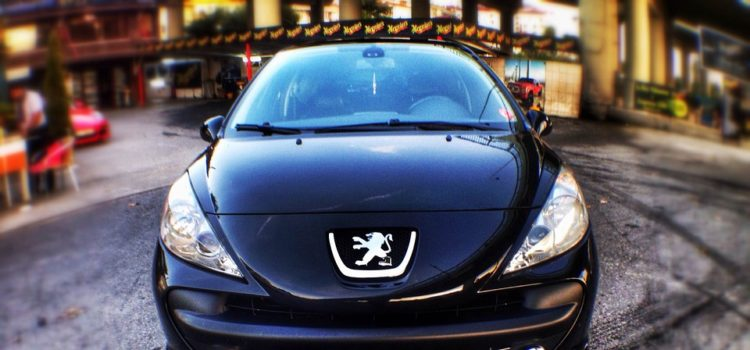 Peugeotu
