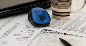 daňového přiznání