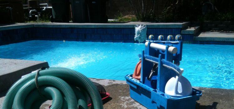 Jak vyčistit bazén