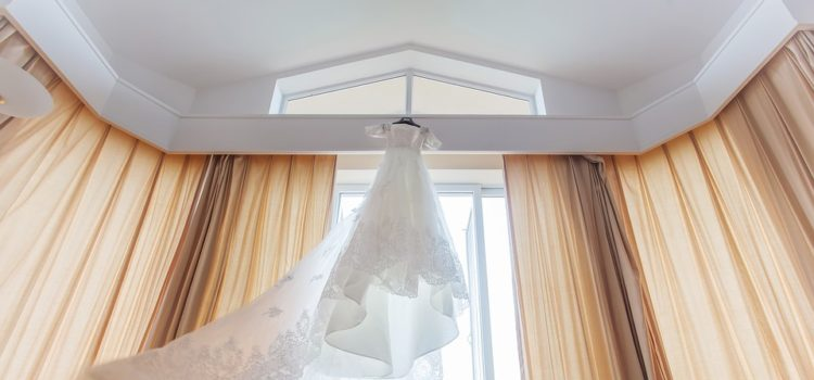 svatební šaty a jejich trendy
