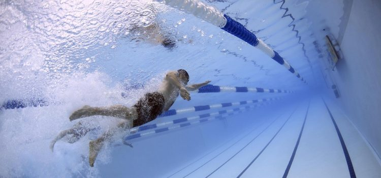 Plavání pro zdraví