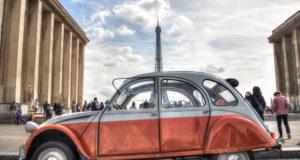Rychlost jízdy ve Francii