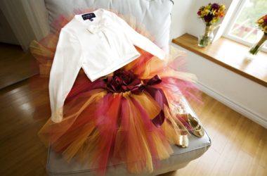 Tylové sukně na ples