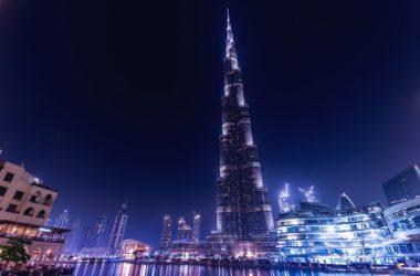 Dubaj otevřel nejvyšší hotel světa