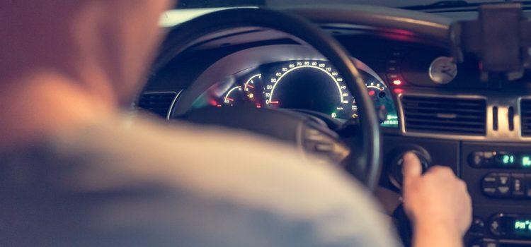 Chyby řidičů