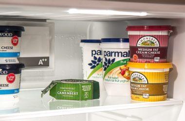 Odstranění zápachu z lednice