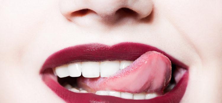 barví zuby