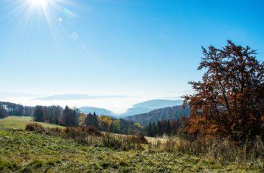Nejatraktivnější česká pohoří, která navštěvujeme několikrát do roka